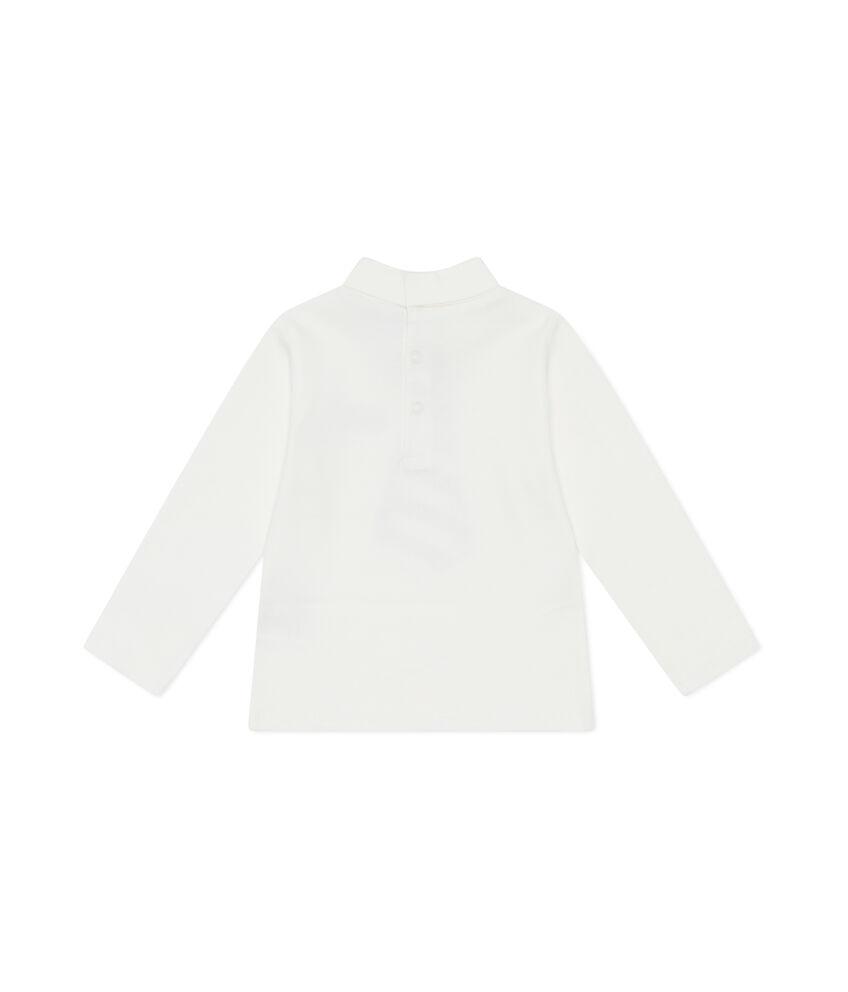 T-shirt puro cotone stampa cravatta