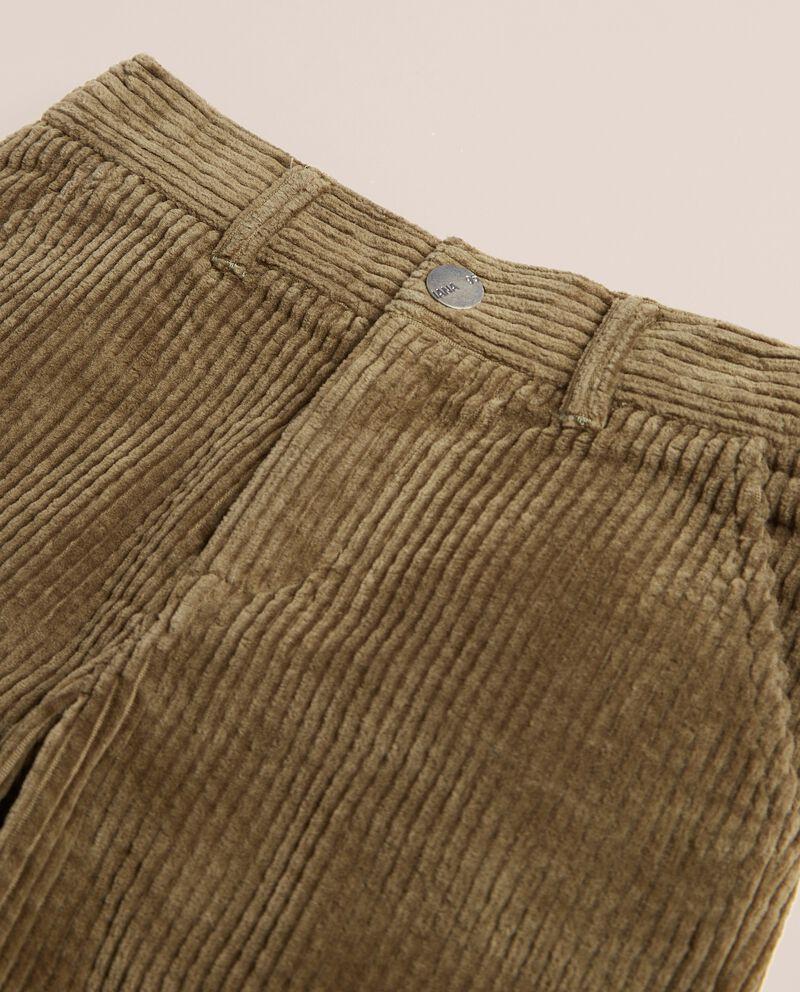 Pantaloni a coste IANA single tile 1