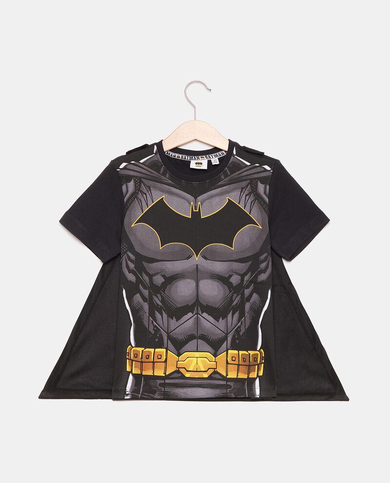 T-shirt con mantello applicato bambino