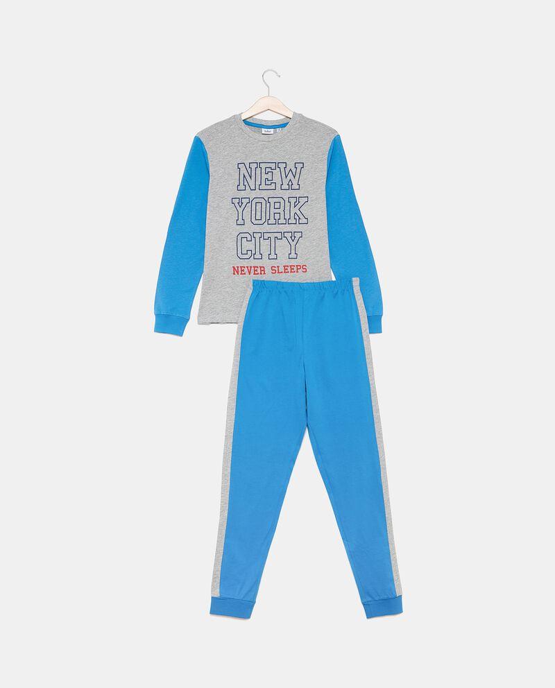 Set pigiama di cotone biologico