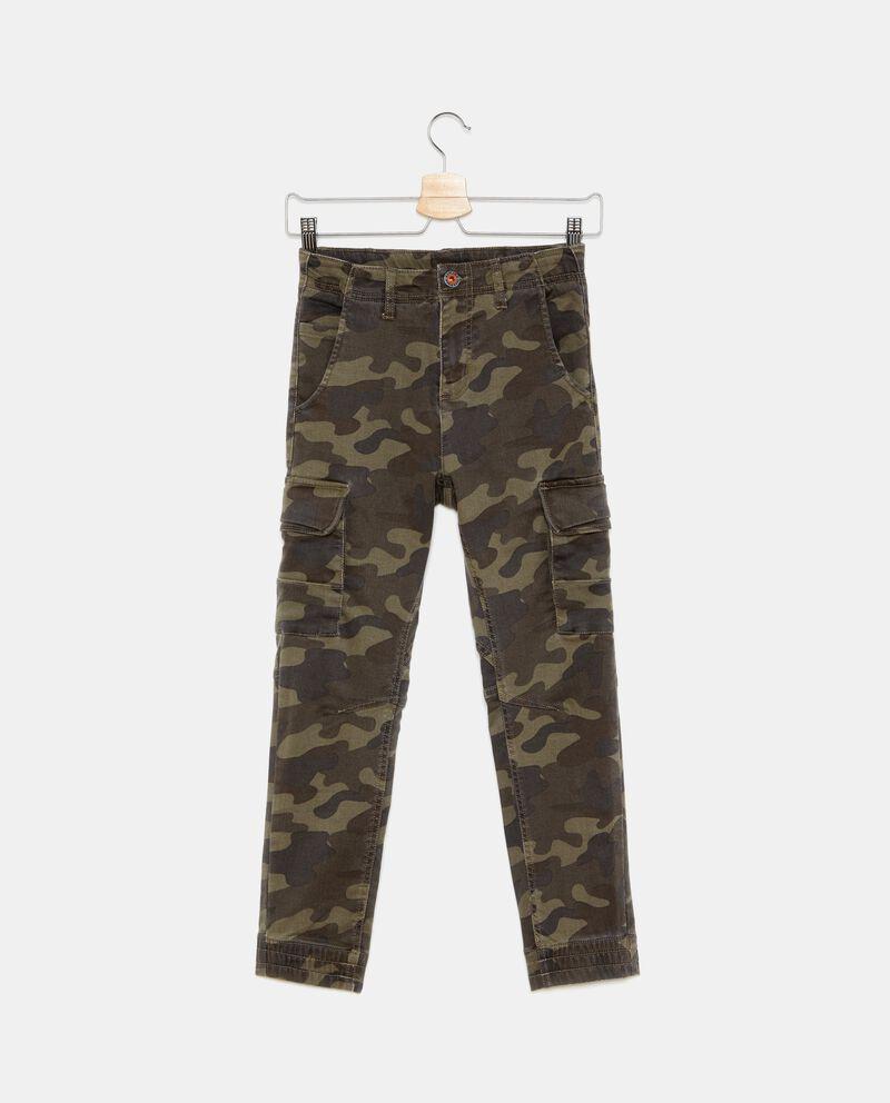 Pantaloni militari ragazzo