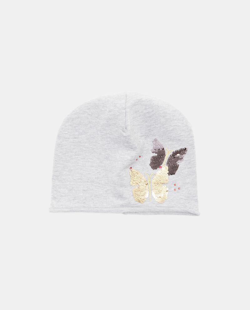 Cappellino con farfalle