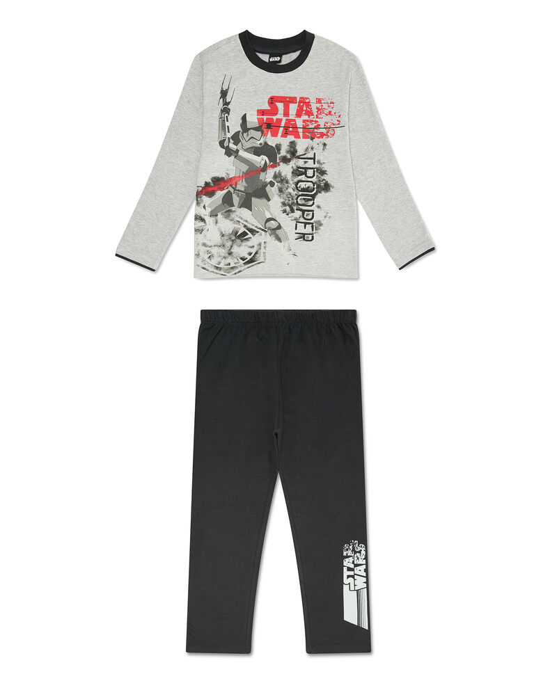 Pigiama maglia e pantaloni Star Wars