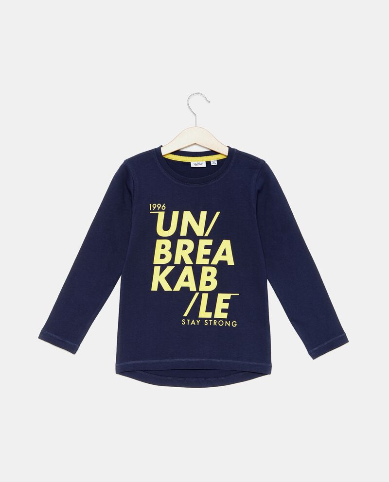 T-shirt puro cotone bambino