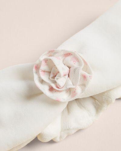 Fascetta di cotone stretch IANA Made in Italy detail 1