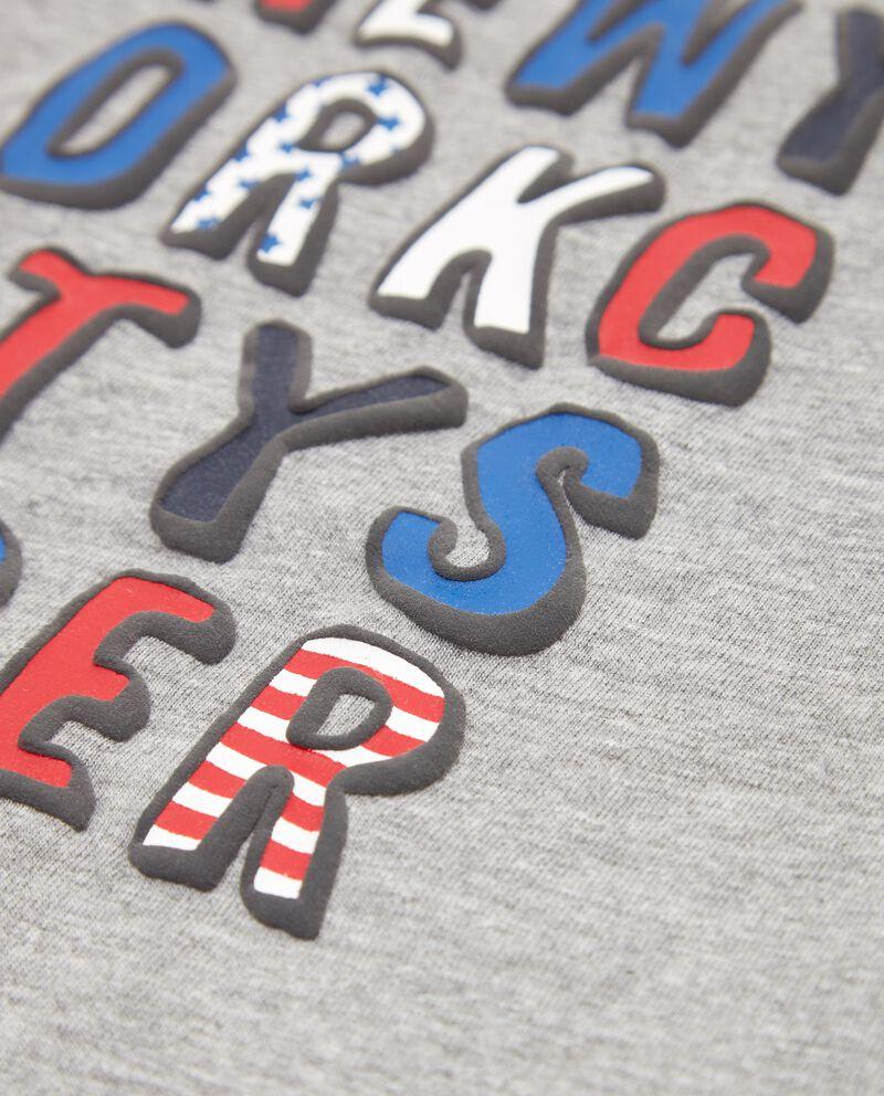 Maglia con lettering