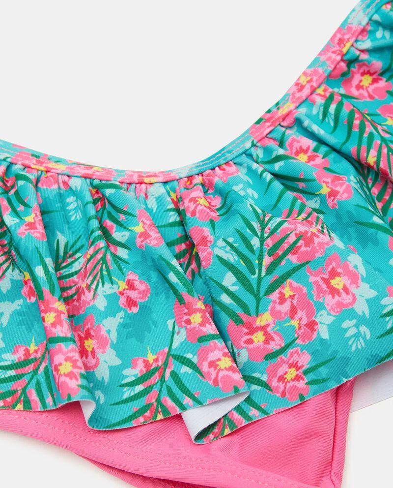 Costume bikini con scollo a barca ragazzadouble bordered 1