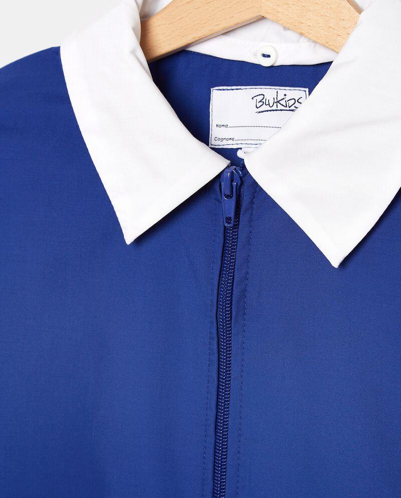 Grembiule giacca scuola con zip bambino single tile 1