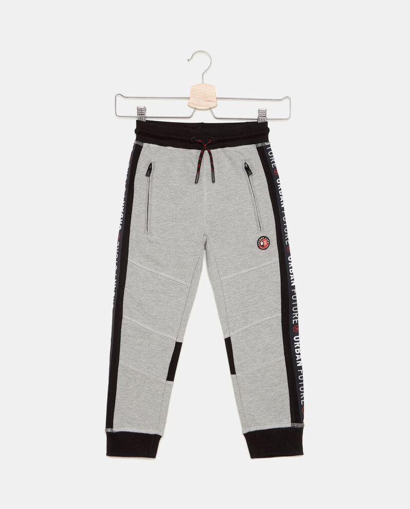 Pantaloni con bandedouble bordered 0