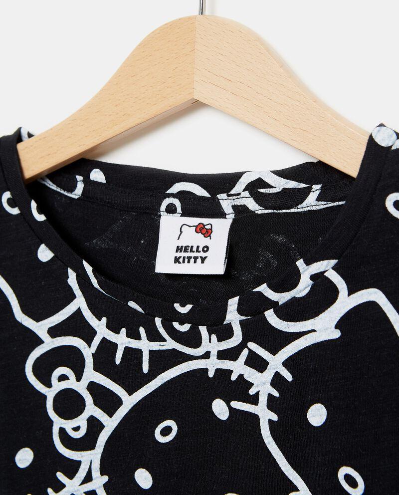 T-shirt cotone fantasia Hello Kitty