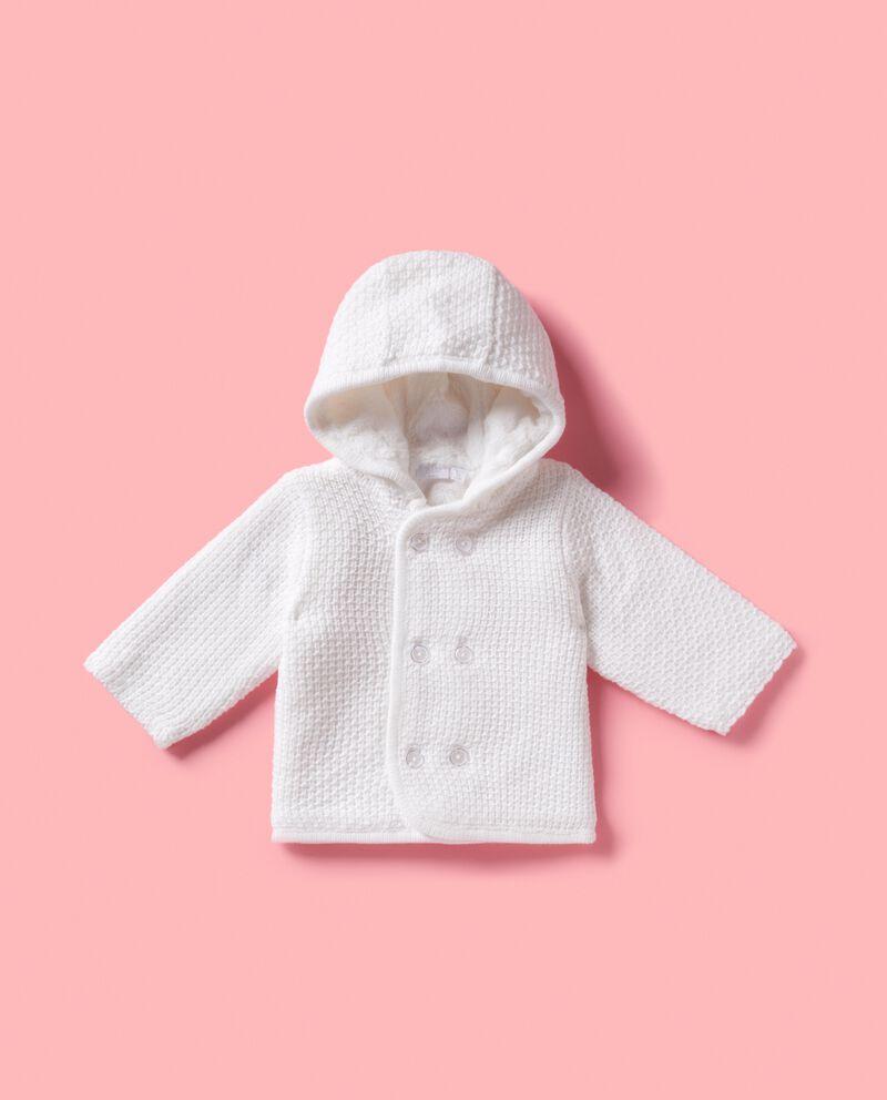 Giacchina tricot doppiopetto