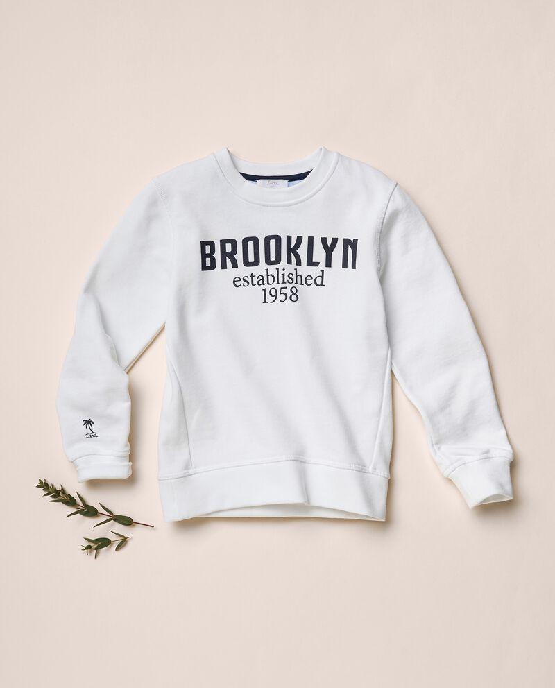 Felpa di cotone organico jersey cover