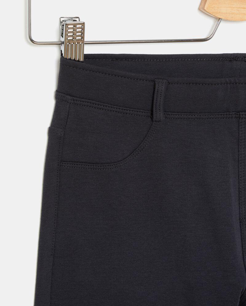 Pantaloni tinta unita ragazza