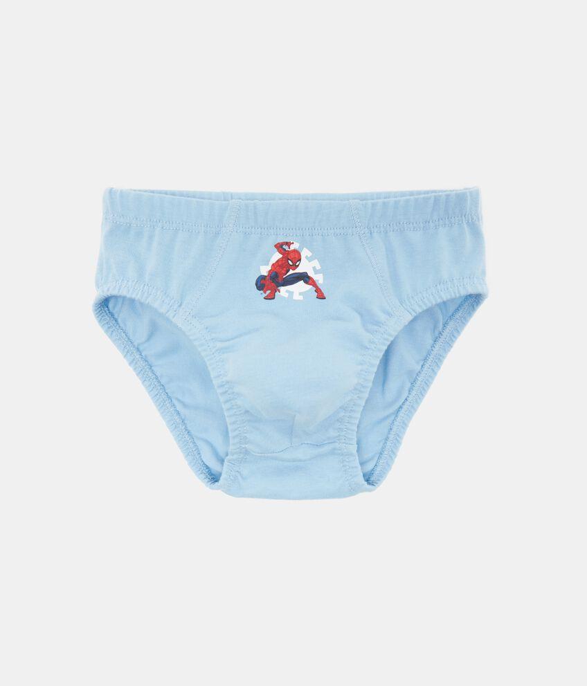 Set slip fantasia Spiderman bambino