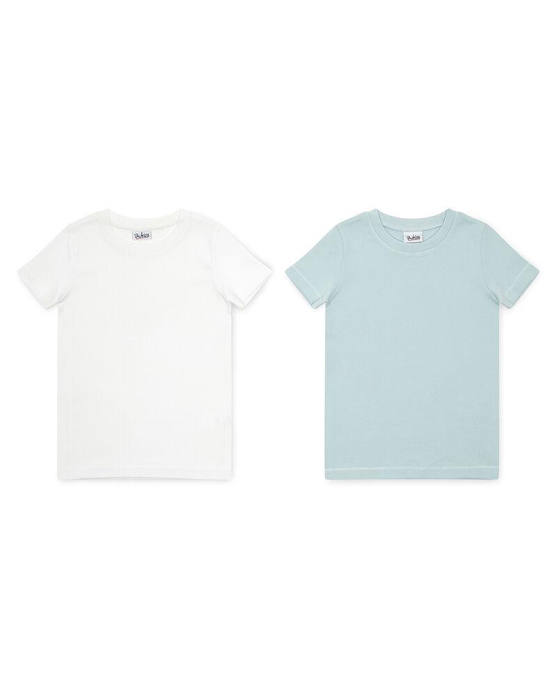 Set due t-shirt intime cotone