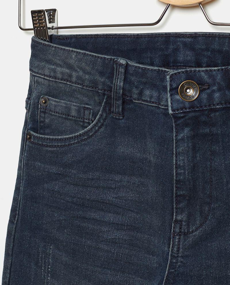 Jeans con dettagli ruined ragazzo