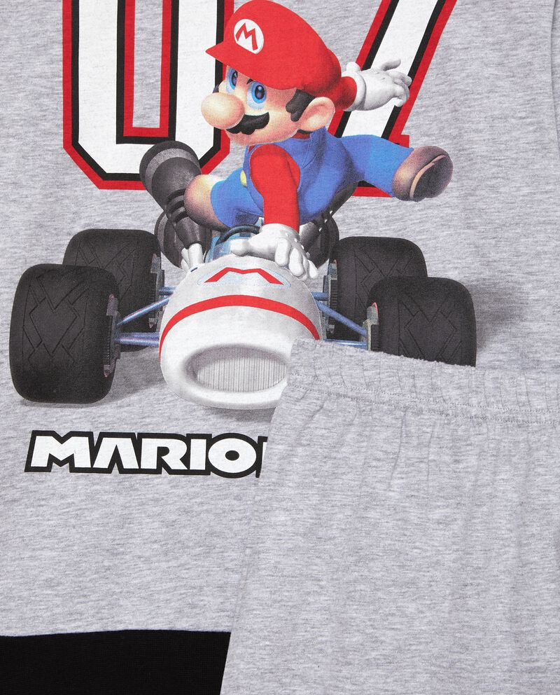Set pigiama t-shirt e pantaloni Mario bros ragazzo