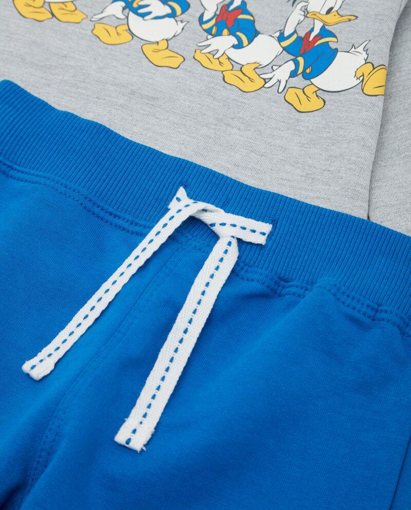 Set jogging felpa e pantaloni neonato