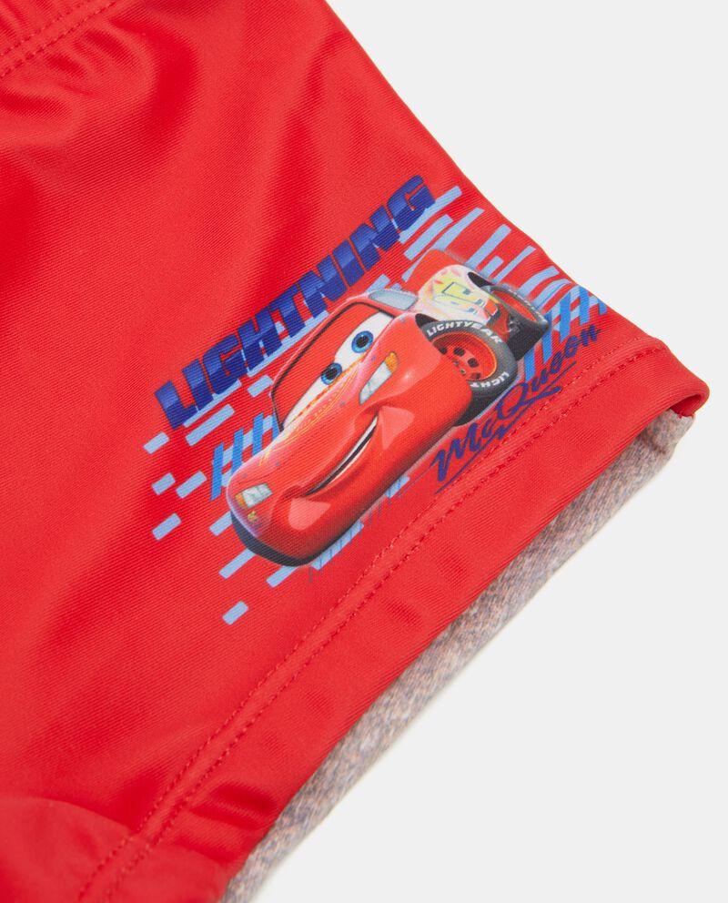 Boxer costume con stampa Cars bambino