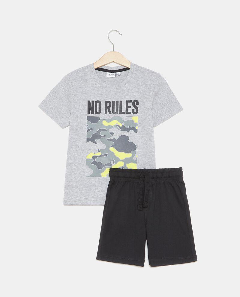 Set t-shirt e pantaloncini