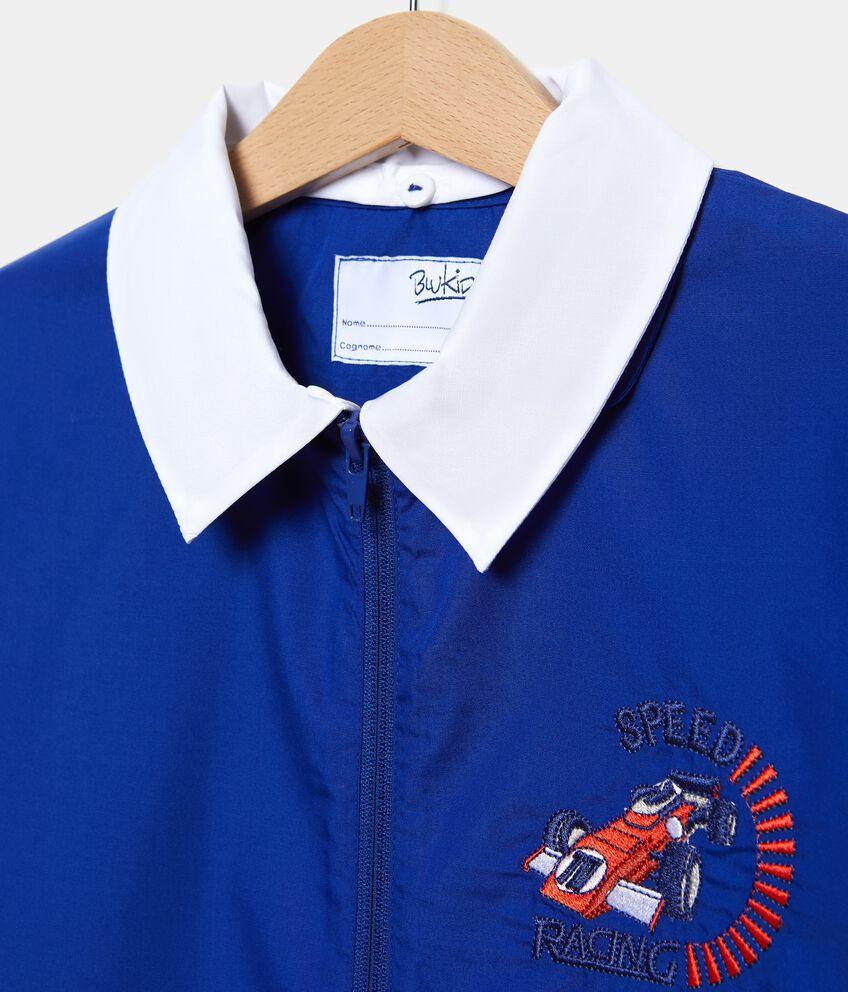 Giacca uniforme patch macchina