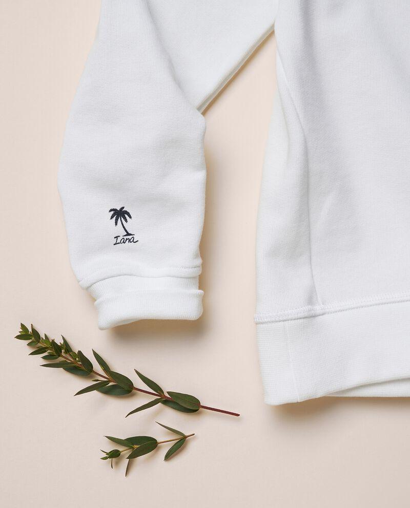 Felpa di cotone organico jersey single tile 1