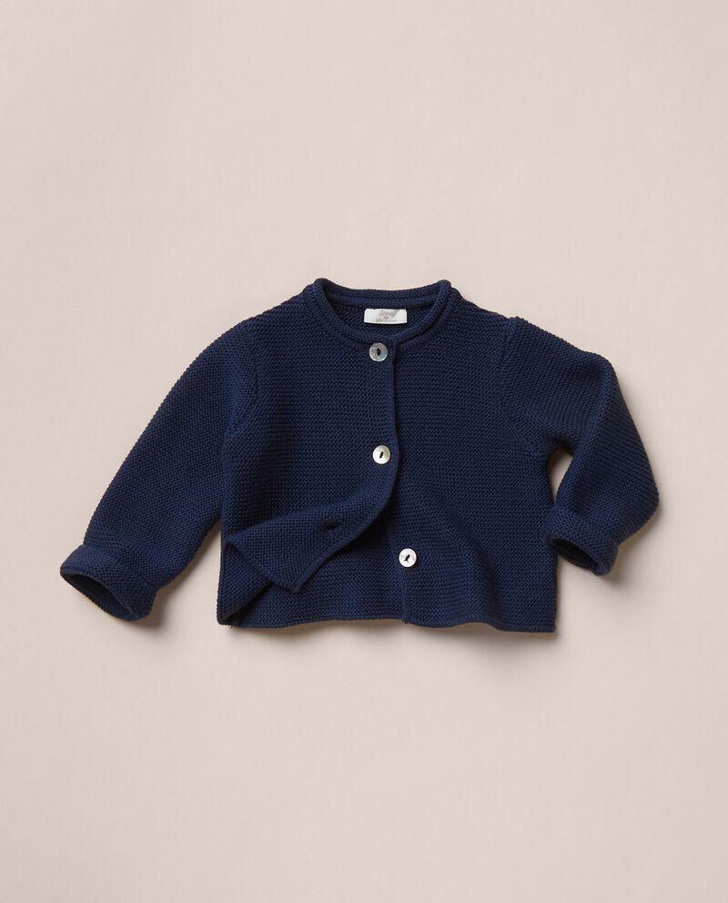 Cardigan di maglia di puro cotone cover