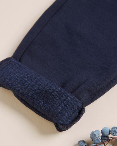 Pantalone punto milano con coulisse IANA detail 1