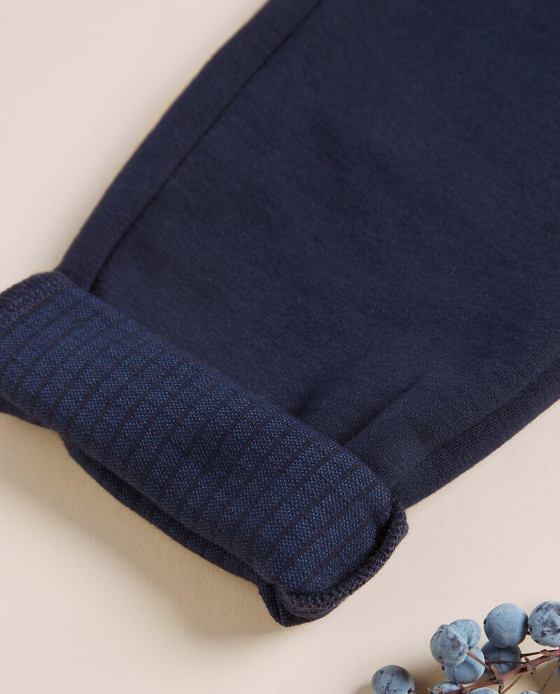 Pantalone punto milano con coulisse IANA single tile 1