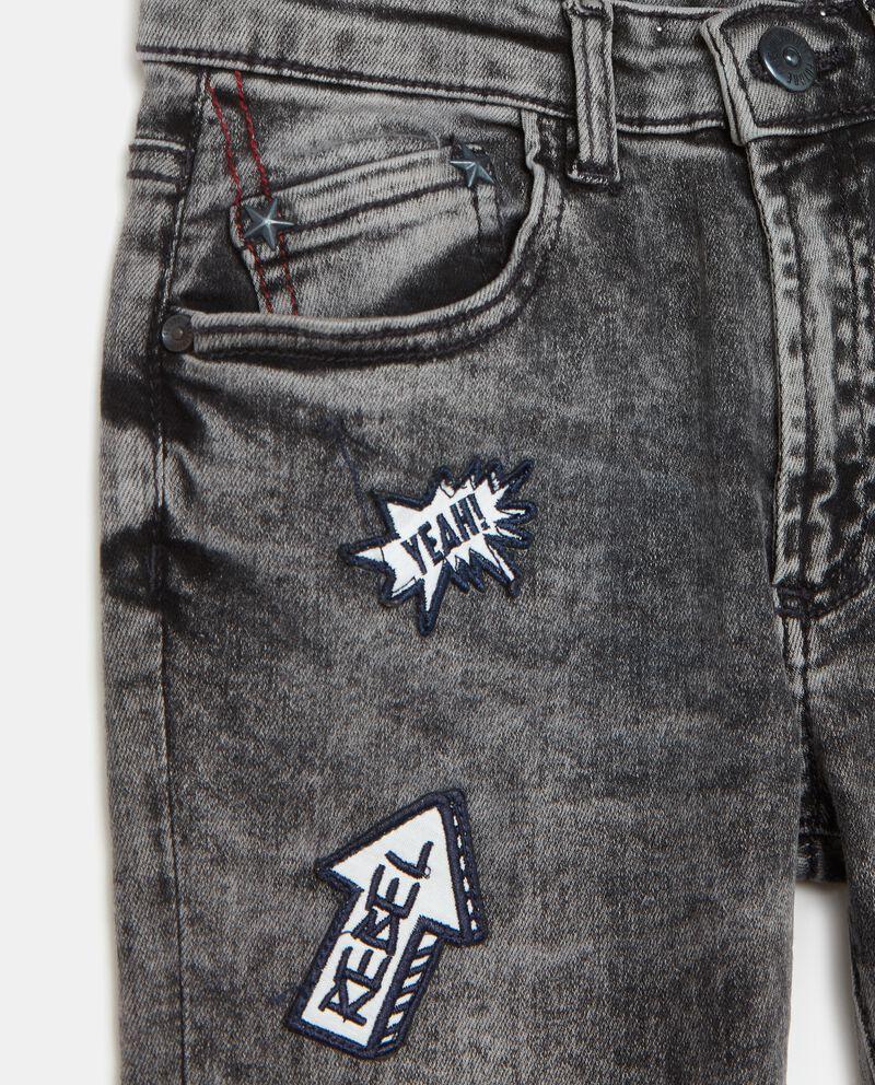 Jeans effetto delavato bambino