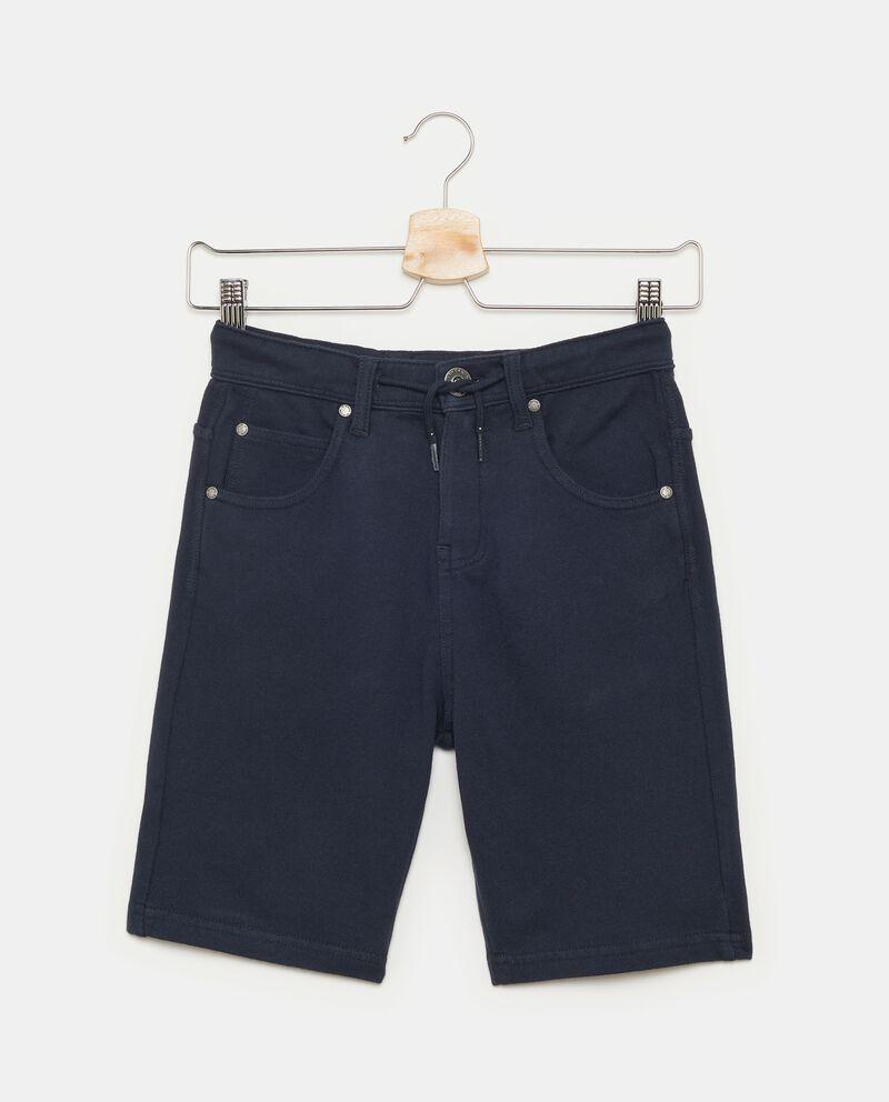 Bermuda in jeans puro cotone ragazzo