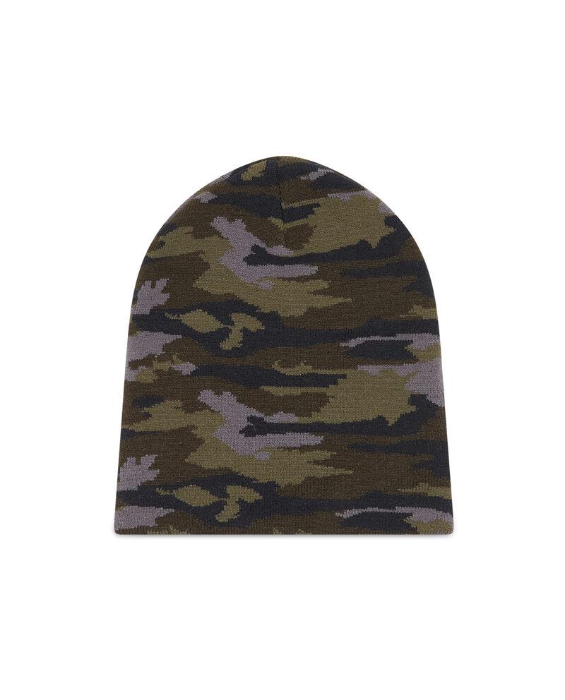 Cappello a cuffia camouflage