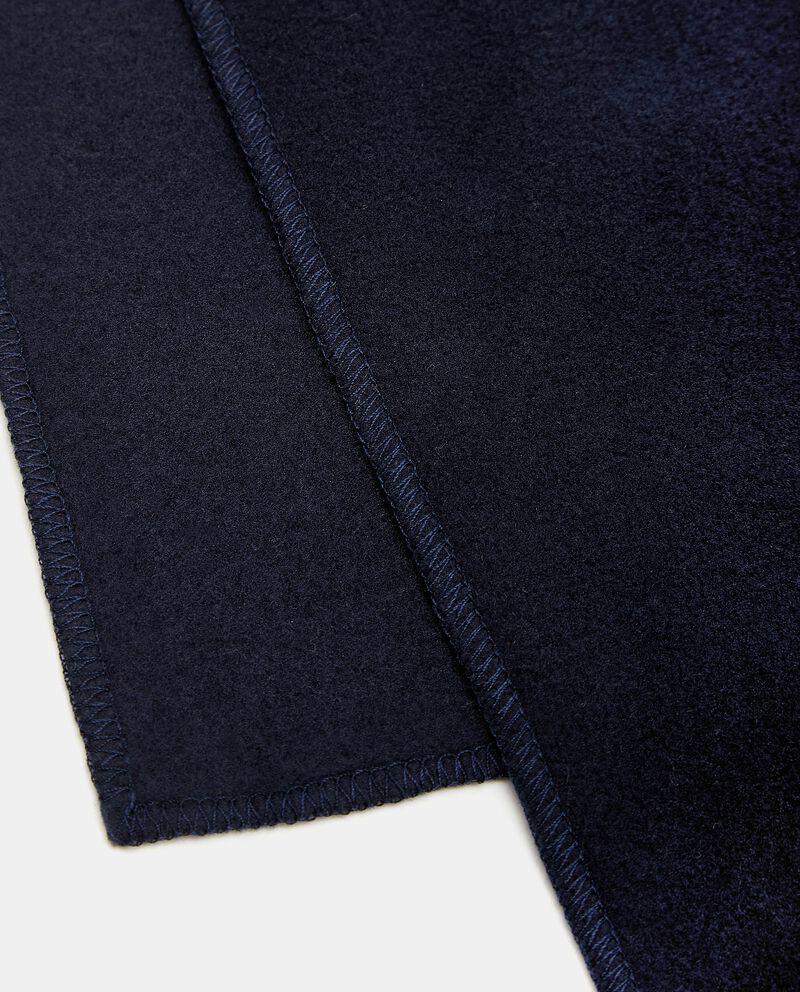 Sciarpa in pile neonato single tile 1