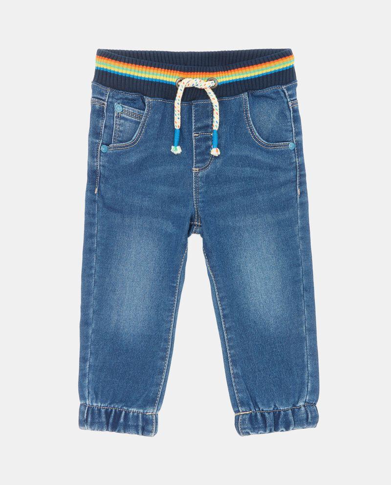 Pantaloni jeans neonato