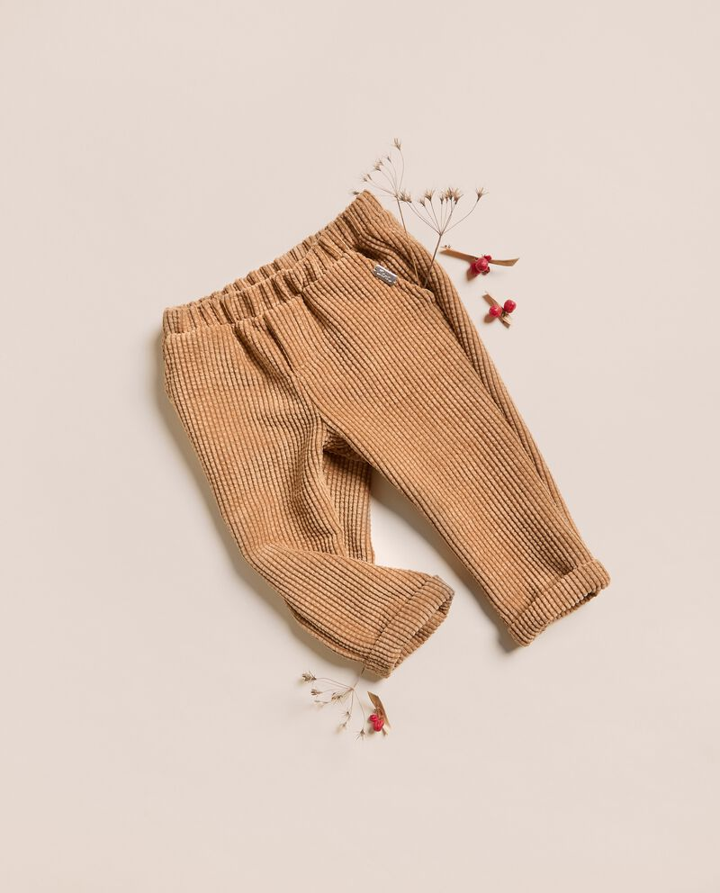Pantaloni in velluto a coste IANA Made in Italy cover