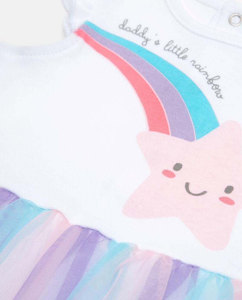 Vestitino rainbow neonata