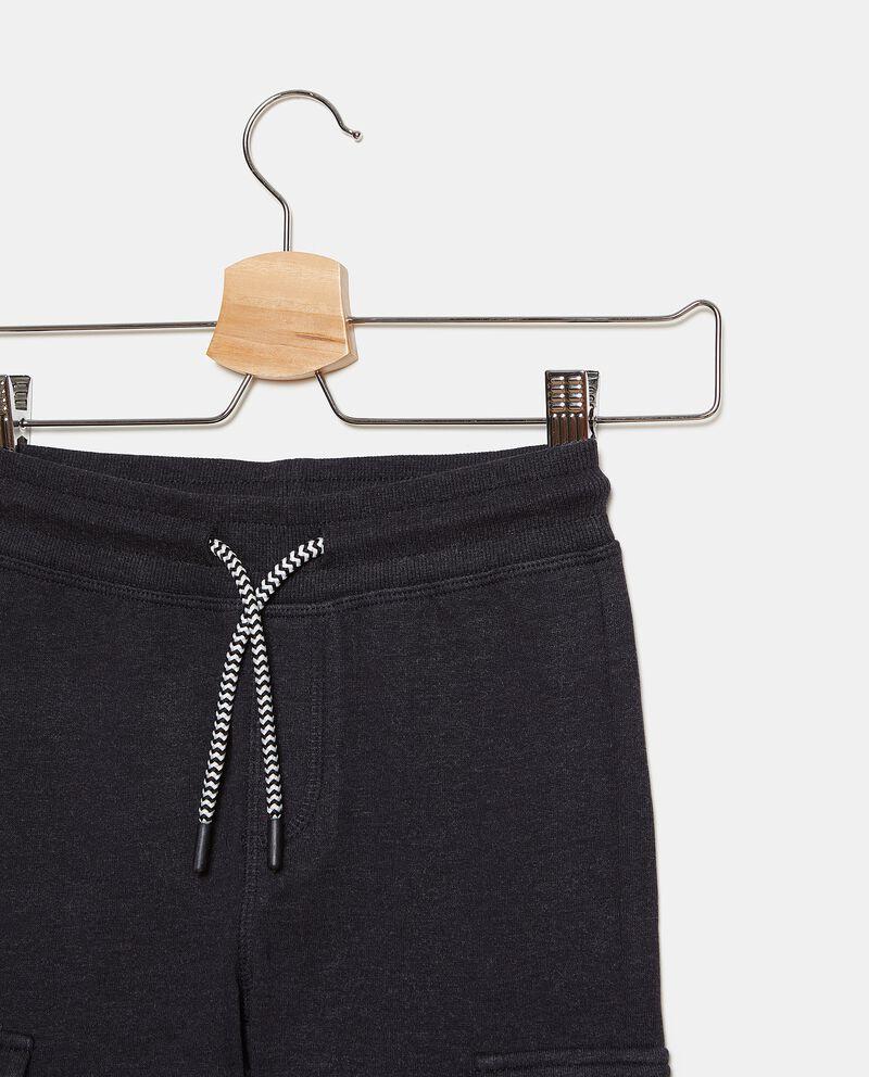 Pantaloni con tasche sportivi bambino