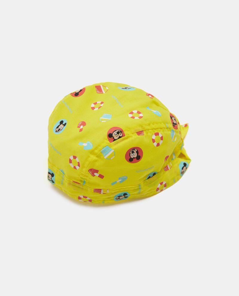 Cappellino decorato stampe Mickey Mouse