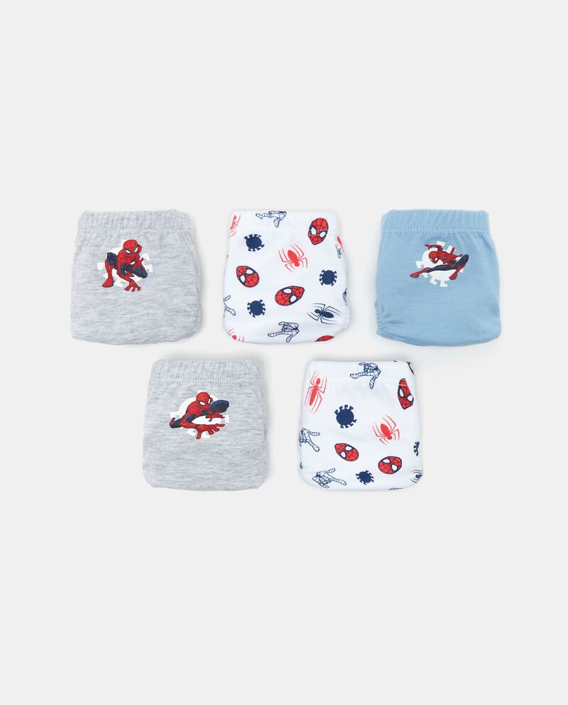 Set slip stampa Spiderman bambino