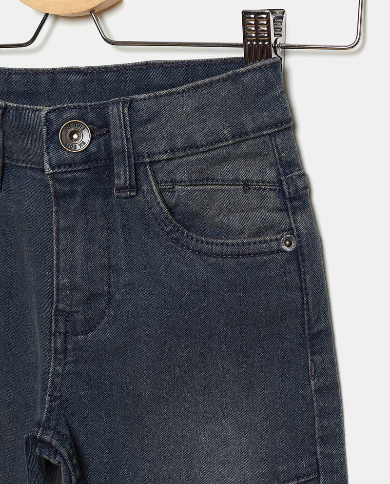 Jeans con cinque tasche bambino single tile 1