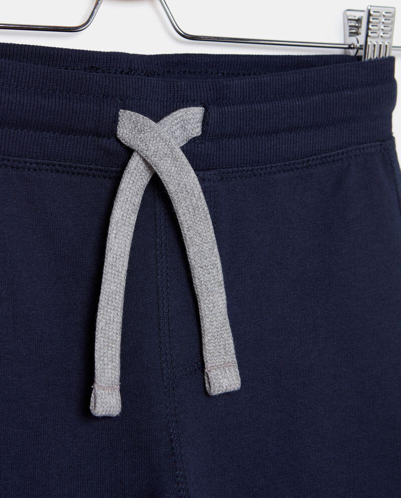 Pantaloni puro cotone