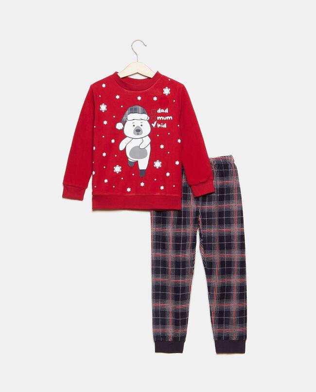 Set pigiama maglia e pantaloni