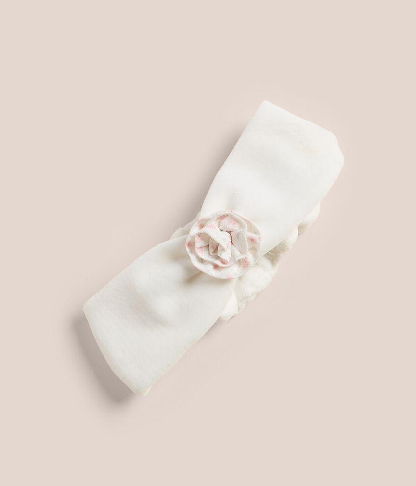 Fascetta di cotone stretch IANA Made in Italy double 1