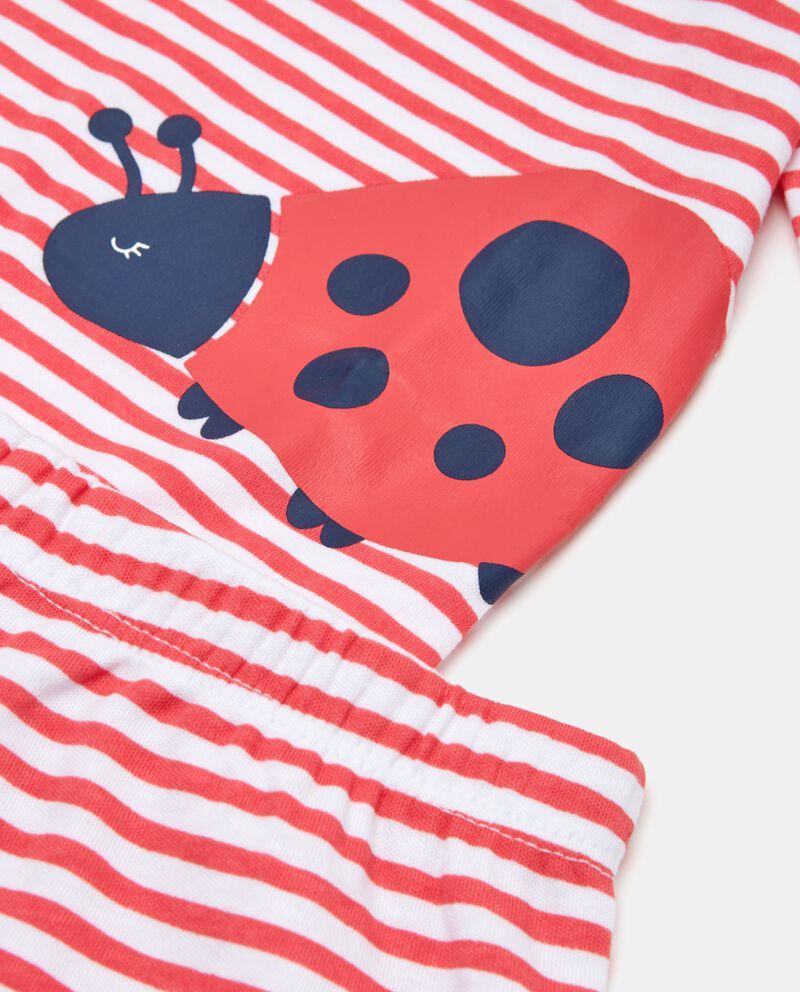 Set pigiama neonata in puro cotone