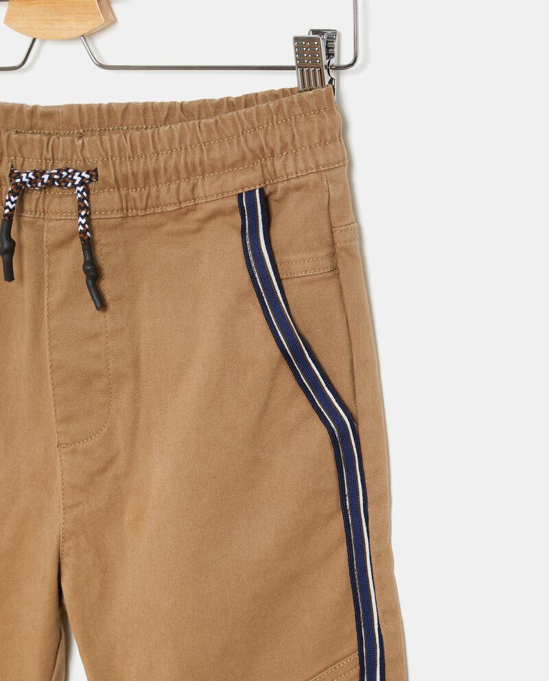 Pantaloni bande laterali ragazzo