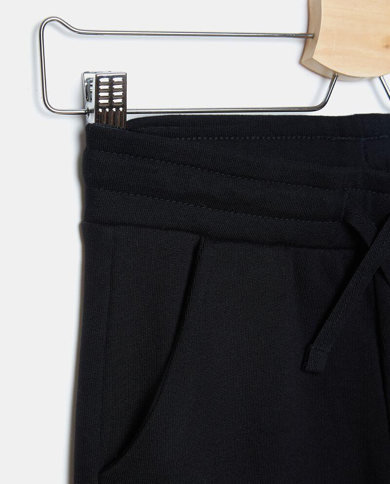 Pantaloni sportivi in puro cotone ragazza