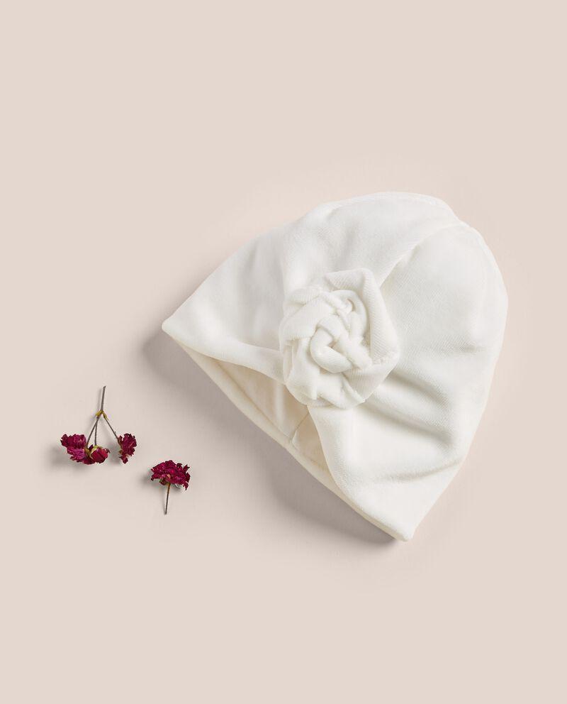 Cappellino in ciniglia soft touch IANA Made in Italy cover