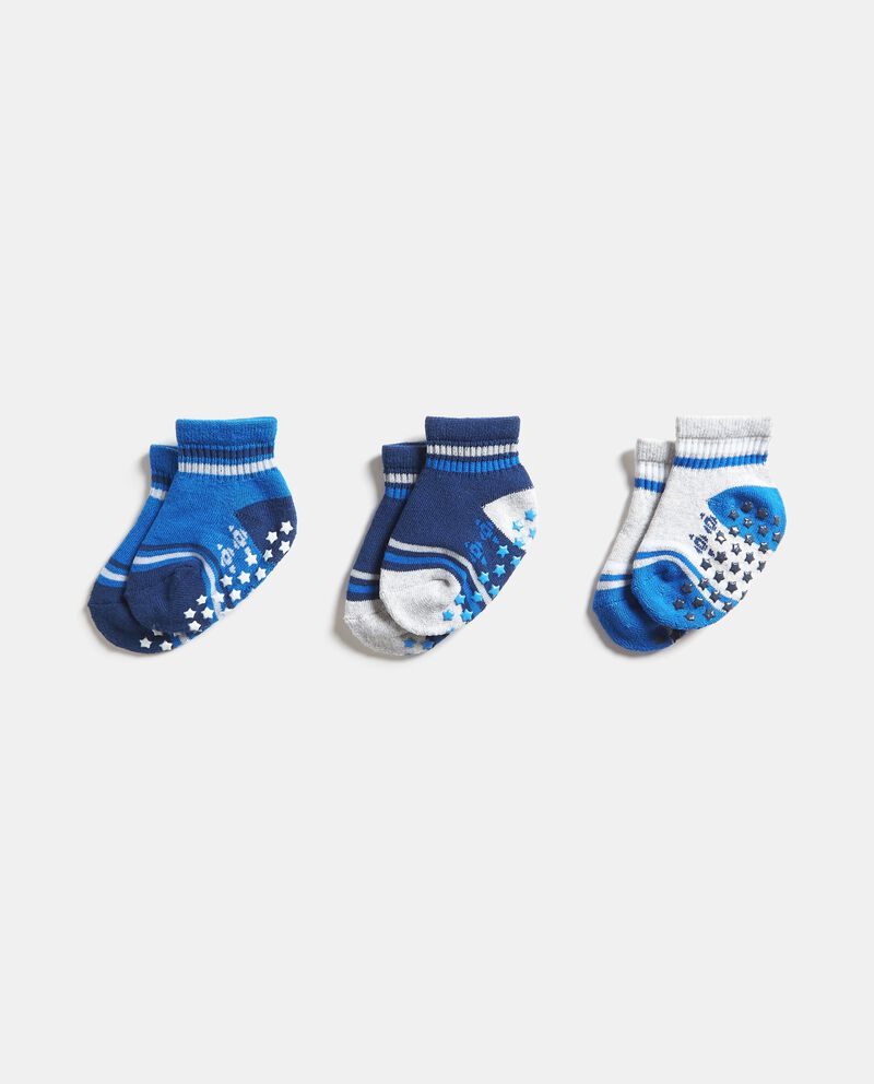 Set calzini con antiscivolo