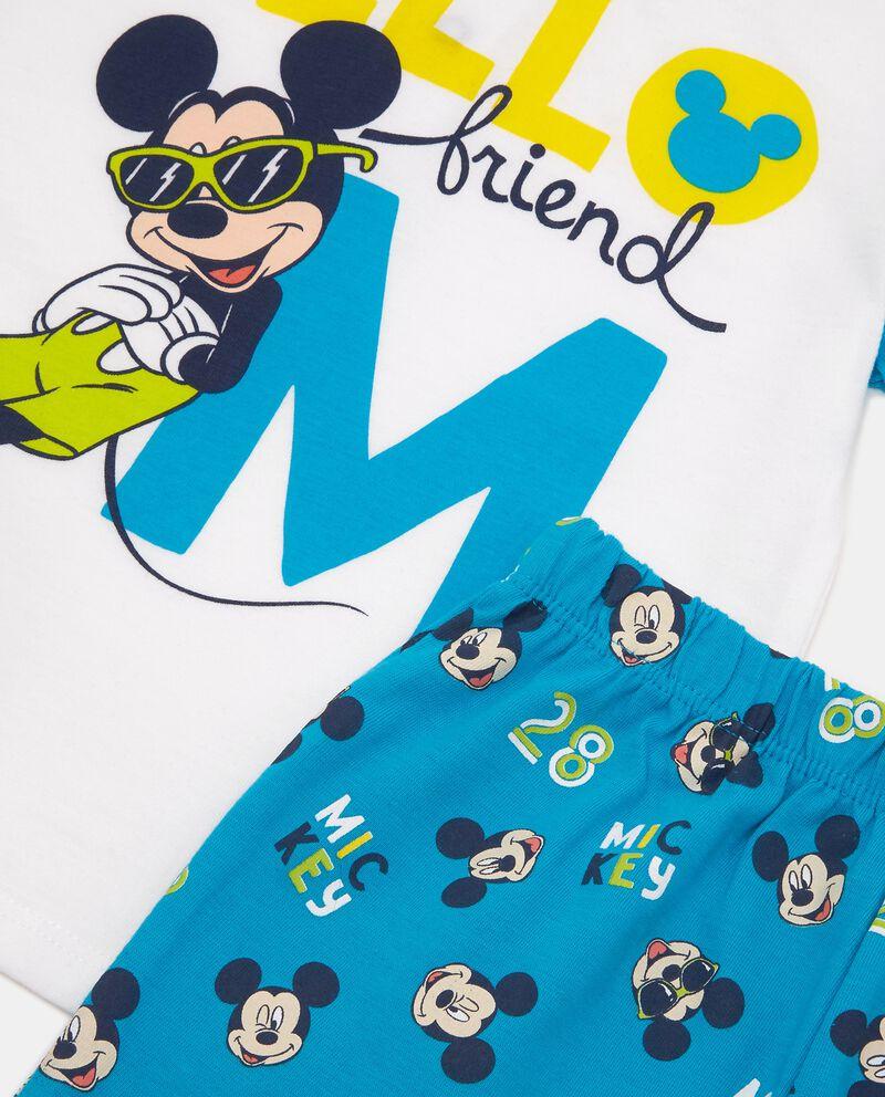 Set pigiama Topolino in puro cotone neonato single tile 1