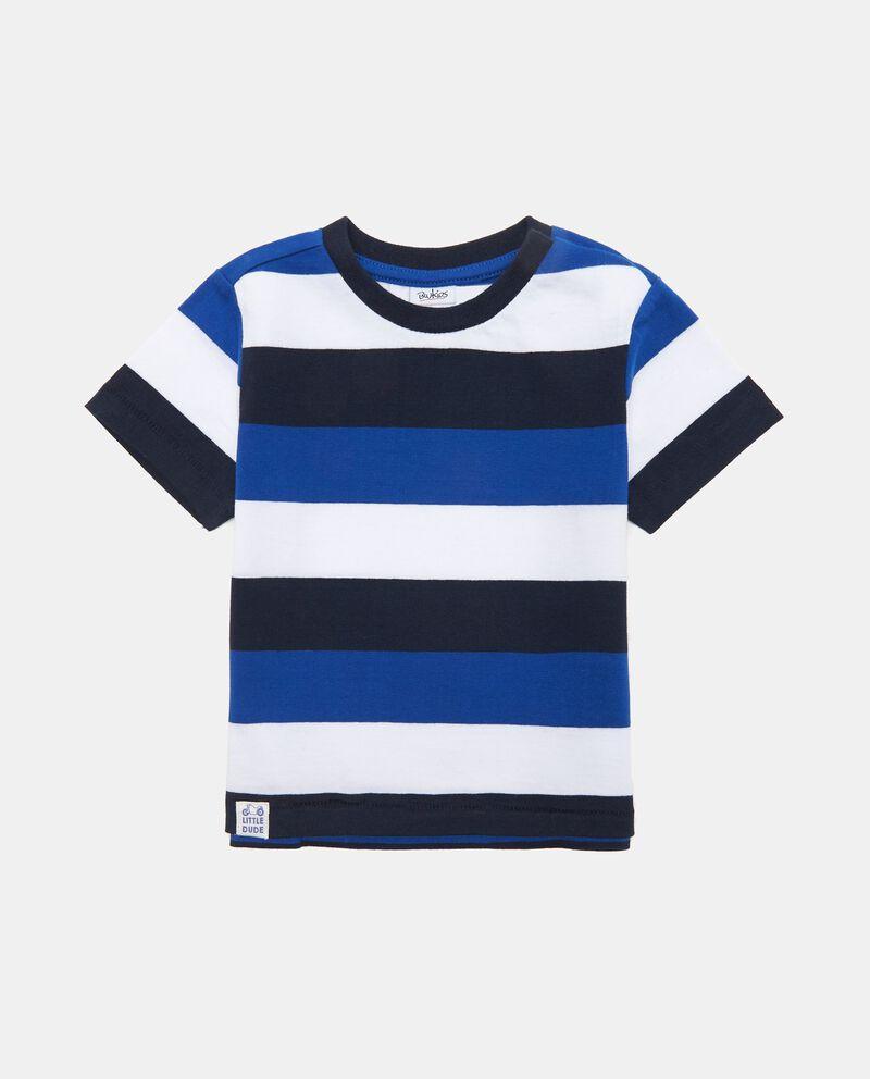 T-Shirt maniche corte a righe